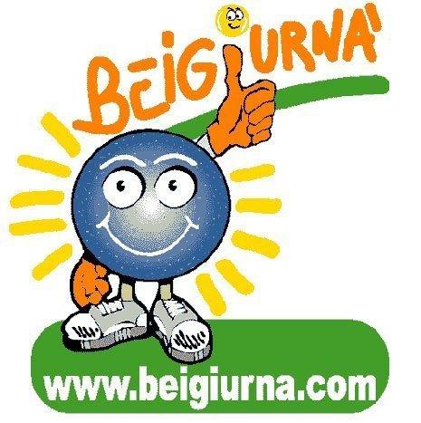 2001 Febbraio: nasce il Club Amici BeiGiurna' e il sito internet.