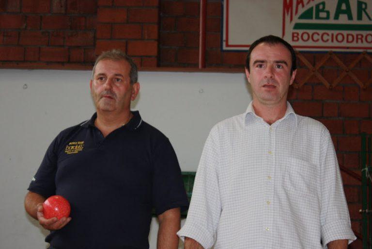 Maurizio Radice… vince a Possaccio