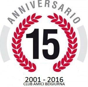 2016 Febbraio:15° anno di attivita'