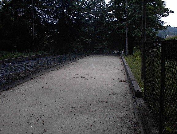 2002 Giugno: sistemazione campi a Brenta.