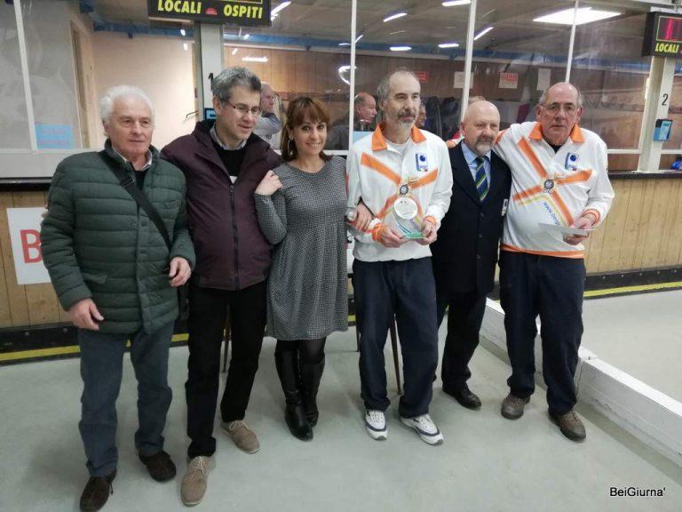 Fabio e Gigi campioni provinciali… e' grande festa!